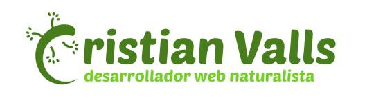 Logo crisvalls.com
