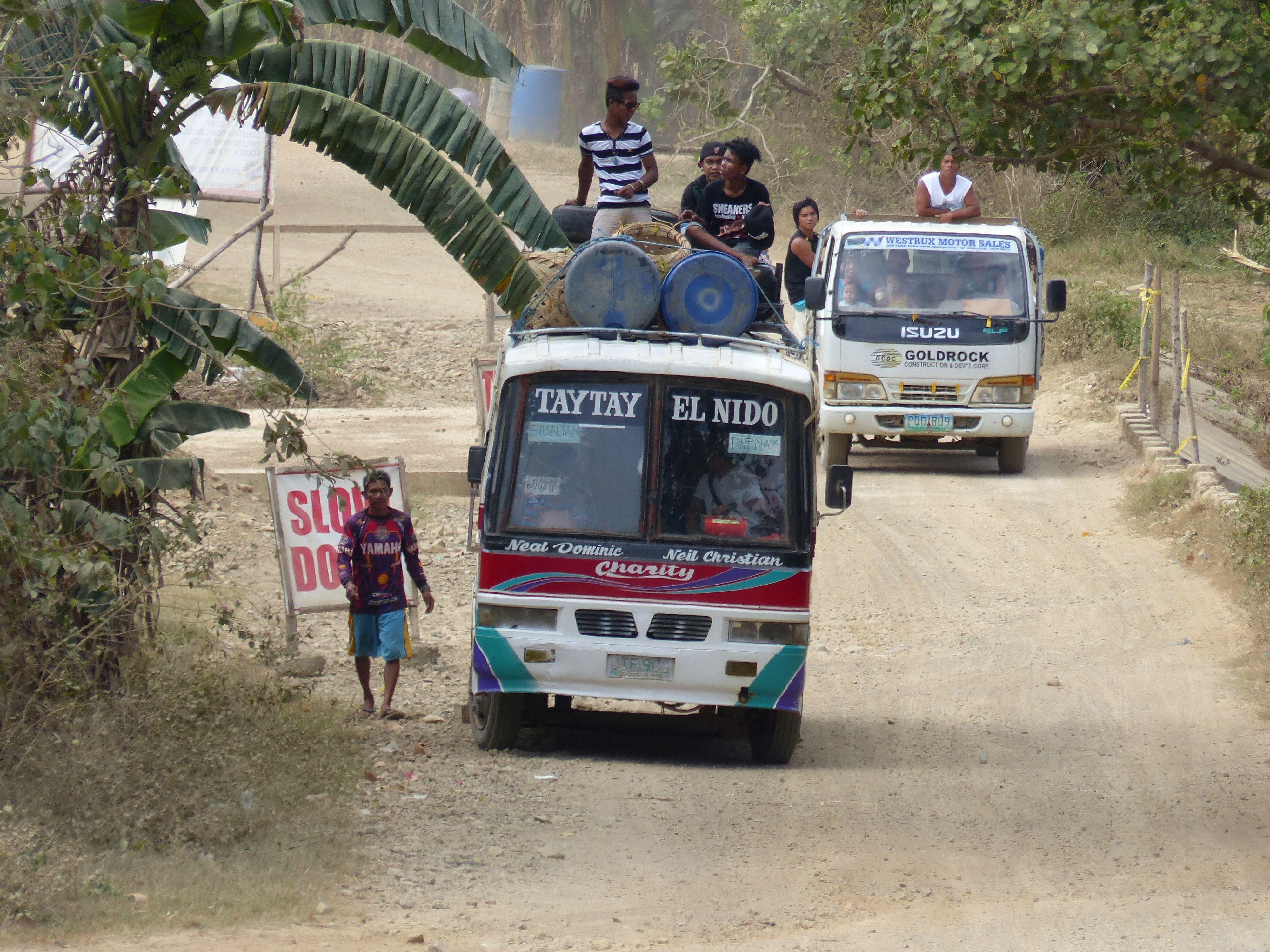 Autobús en Filipinas