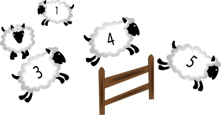 Contando ovejitas
