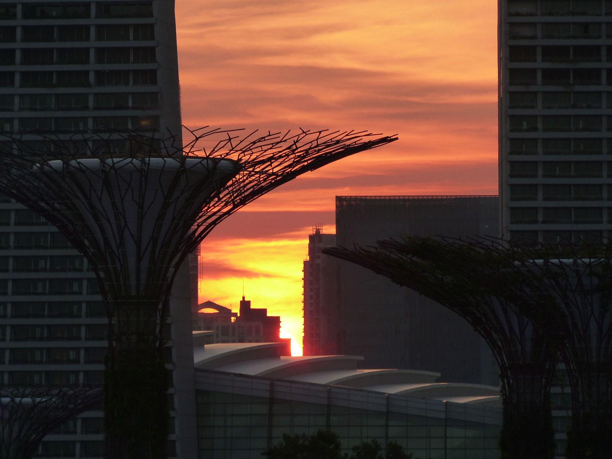 marina-barrage-cometas-puesta-sol (18)